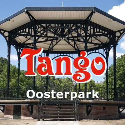 Tango in het Oosterpark